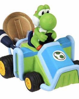 Nintendo Figura Coin Racer Yoshi