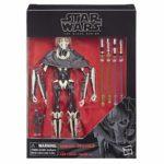 STAR WARS Black Series 6 Pulgadas General Grievous Toy