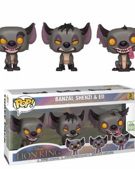 Funko Pop! Disney: Lion King – Hyenas 3 Pack Spring Convention Exclusive