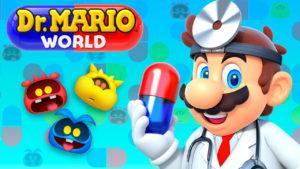Mario lo hace de nuevo, Doctor Mario World listo para descargar a tu celular