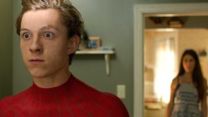 ¡Pero que caraj…! Spider-man fuera del MCU!